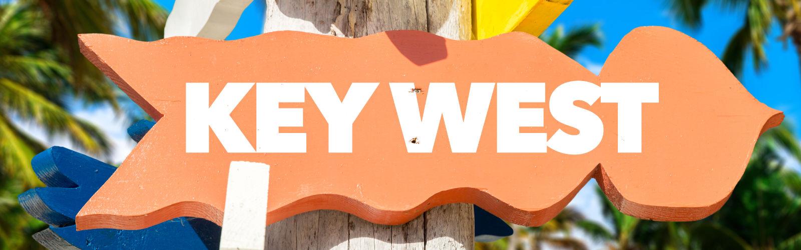 Key West sign
