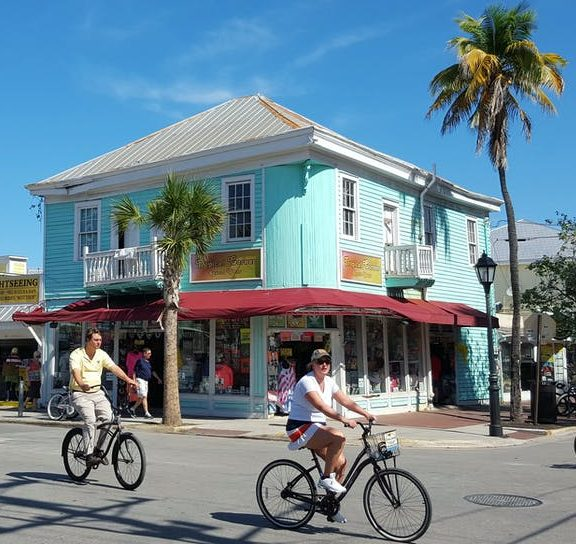Key West Bike Ride